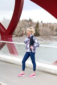 Mother's Day Run Calgary - Sport Chek Spring running gear