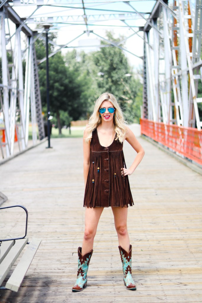 Calgary Stampede Outfit Ideas Vintage Edition Pursuing