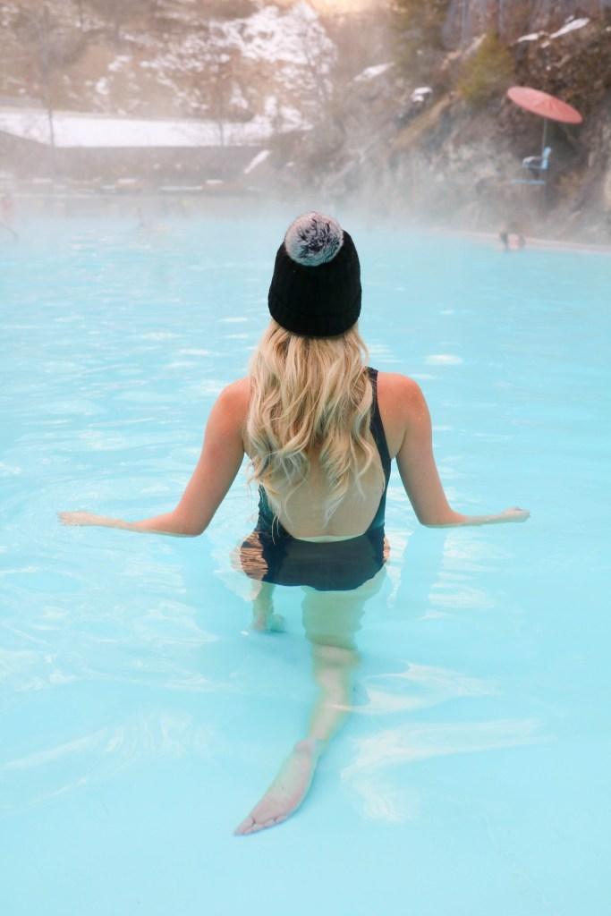 Romantic Getaway in Radium Hot Springs - travel to British Columbia