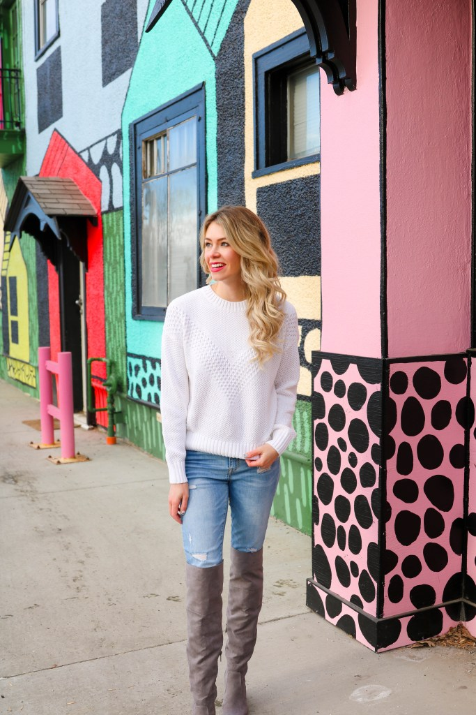 Instagram Walls in Calgary - Casual weekend style