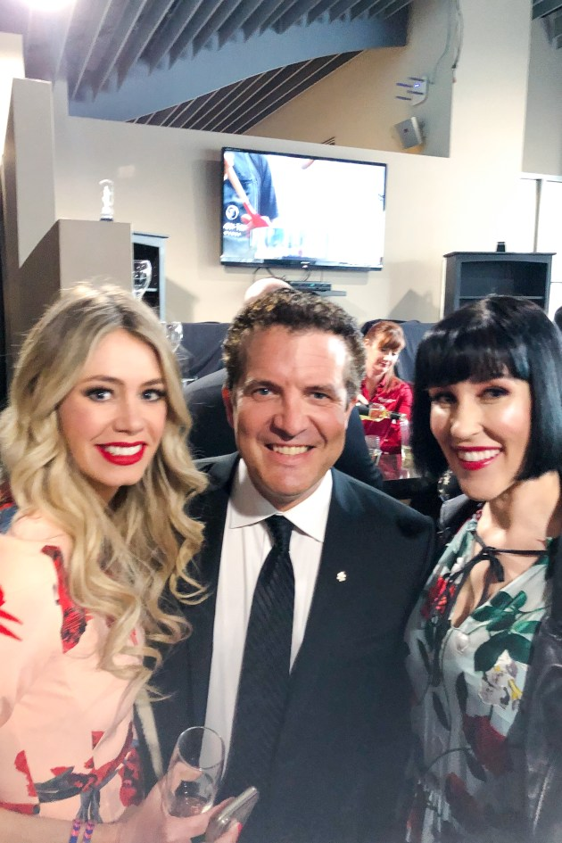 Juno Awards 2019 Rick Mercer and Pursuing Pretty