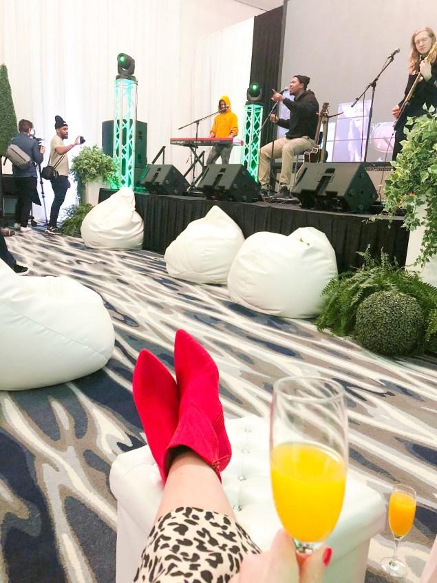 Juno Awards TD Green Room
