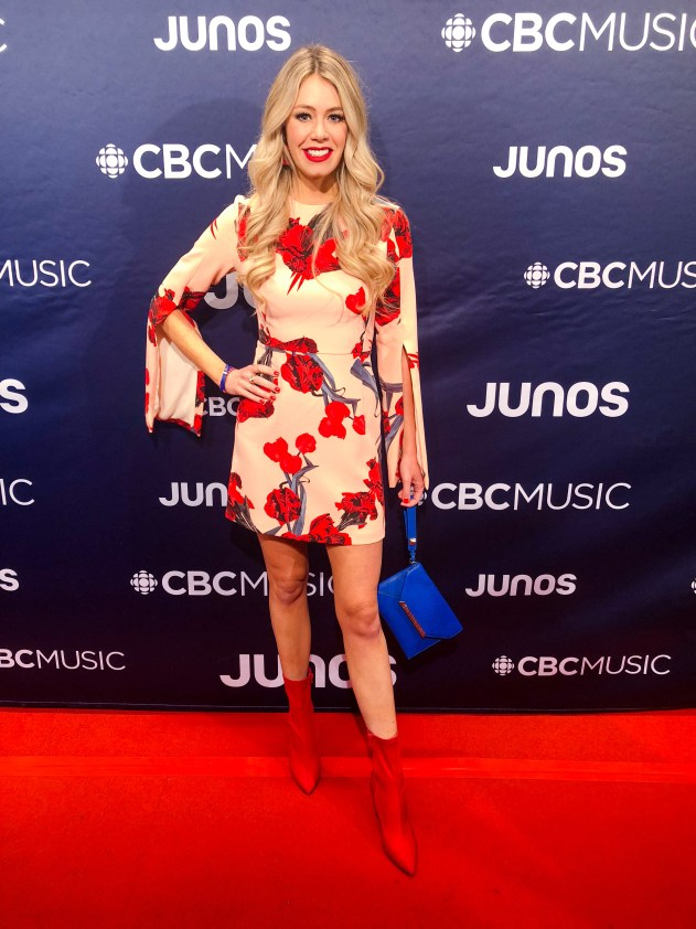 Juno Awards 2019 Red Carpet Style