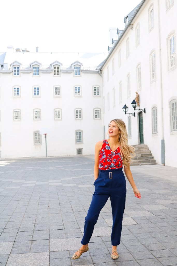 Places to Instagram in Quebec City