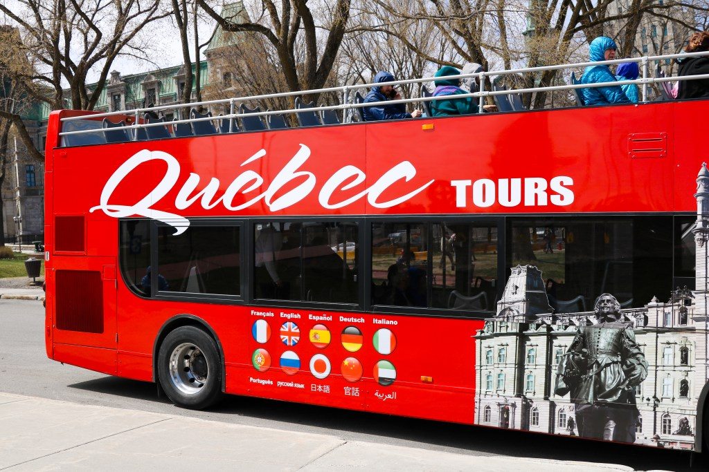 Travel easy: Hop on, Hop off Bus Tours in Quebec City