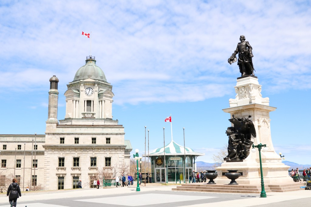Tourist attractions in Quebec