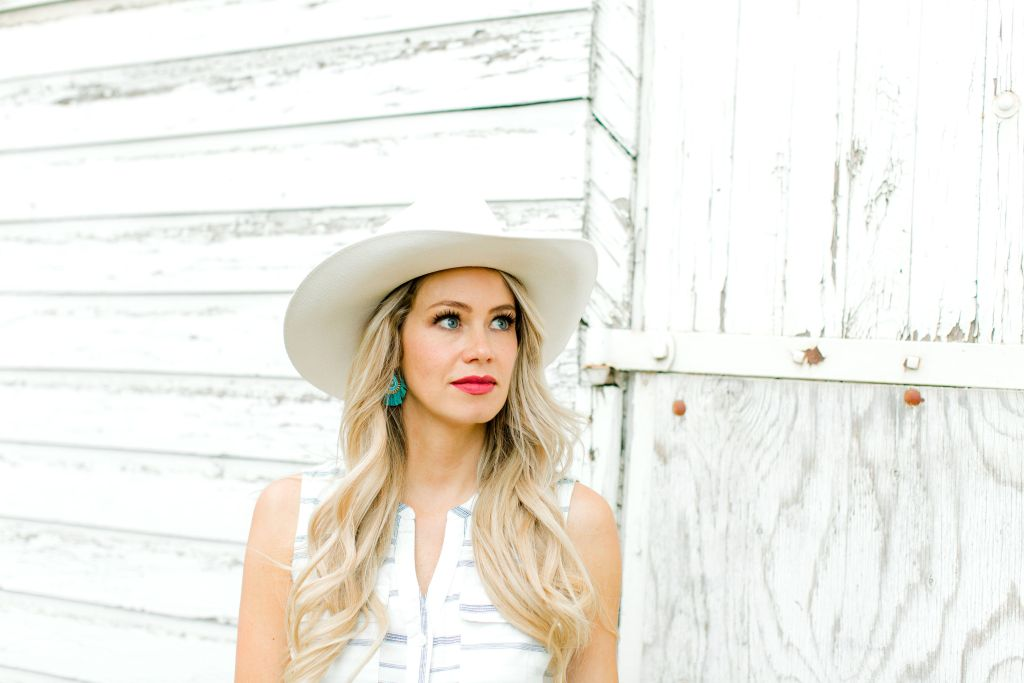 Joe Fresh with Calgary Stampede and Pursuing Pretty, photographed by Kaley Hayward Photography