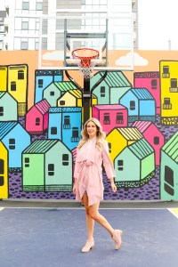 Find the Best Instagram Walls in Calgary East Village - colorful walls - Mural Walking Tour Map of Calgary, Alberta - Instagrammable Walls - Tourism Photography - where to get the best photographs in Calgary - local blogger Pursuing Pretty