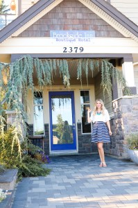 Abbotsford Boutique Hotel - Brookside Abby Inn