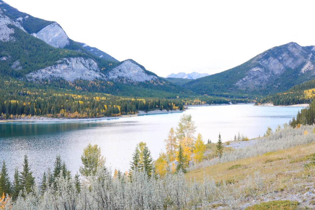 Barrier Lake, Kananaskis, Alberta - fall bucket list travel