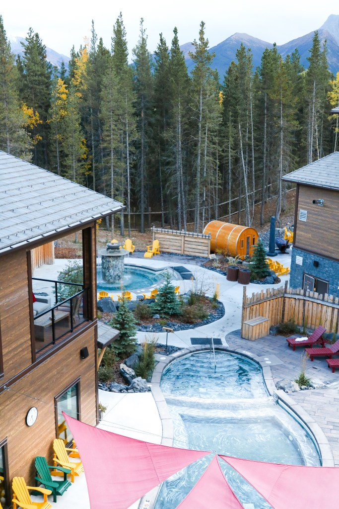 Kananaskis Nordic Spa and Lodge - Canadian Travel