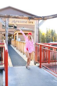 Kananaskis Nordic Spa - Canadian Travel