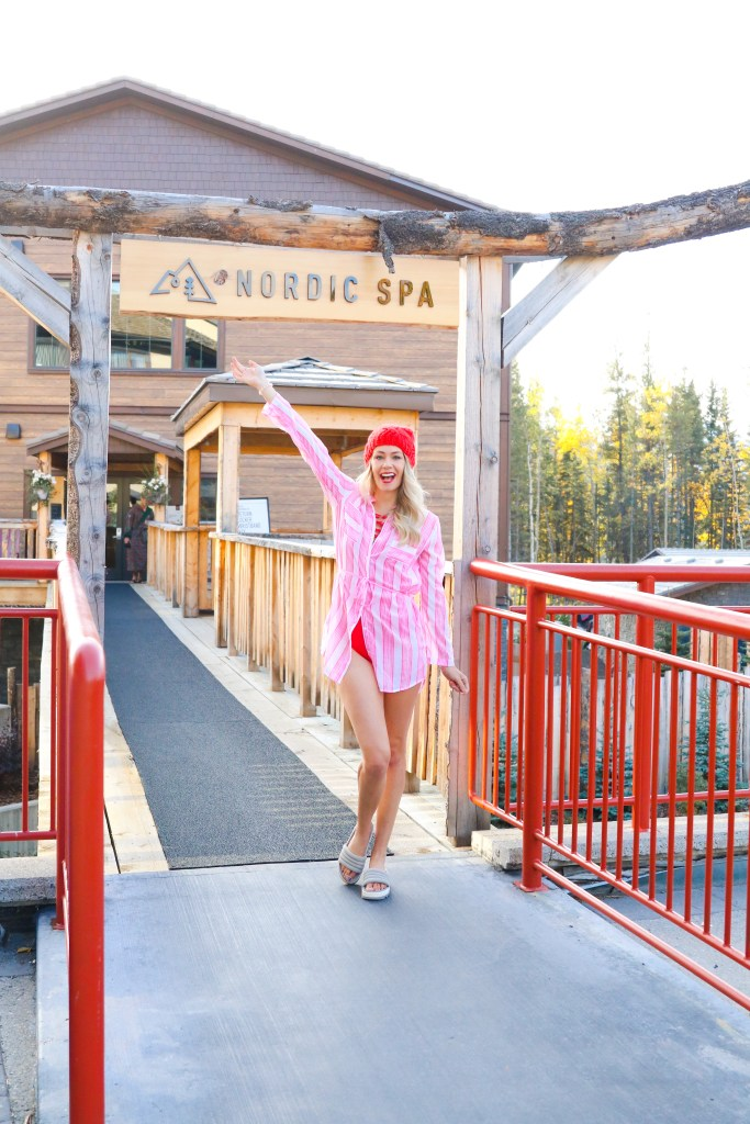 Kananaskis Nordic Spa - Canadian Travel