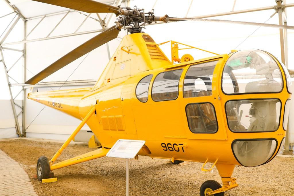 Hanger Flight Museum in Calgary