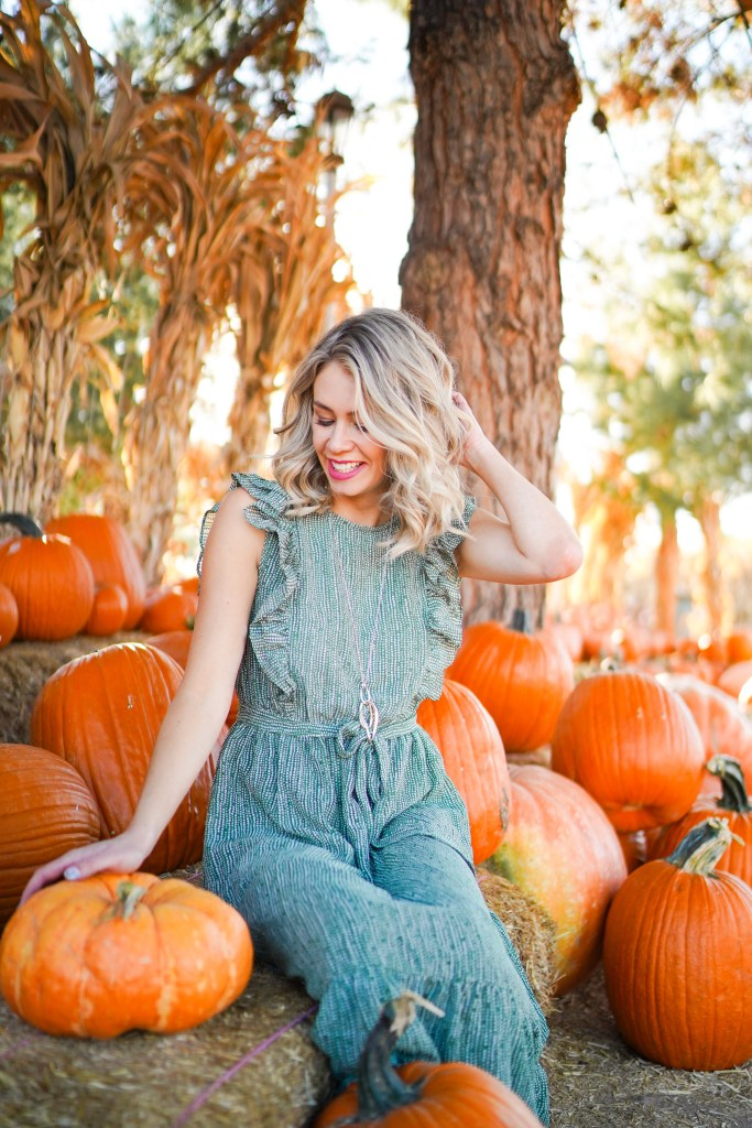 Mother Nature's Pumpkin Farm - October in Arizona - Fall in Love in Mesa