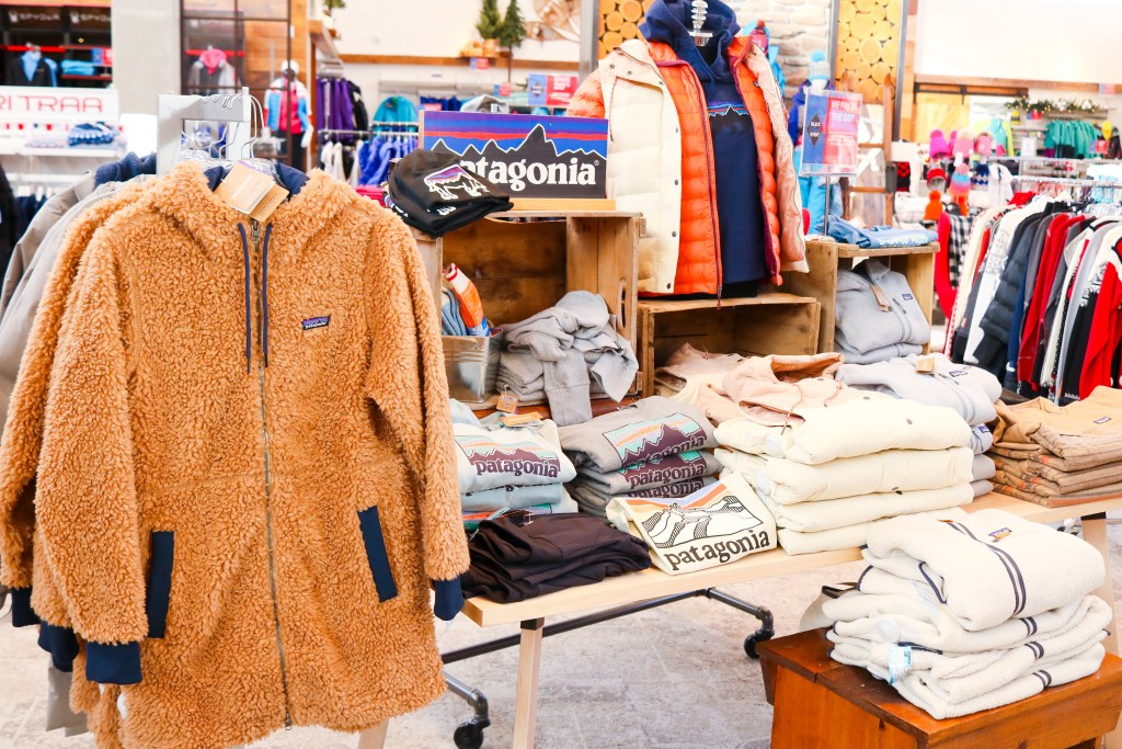 Southcentre Mall Gift Guide- Sherpa jackets and zip-ups from Sporting Life