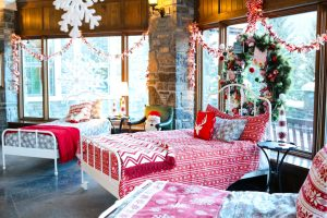 Christmas Crafts at the Fairmont Banff Springs