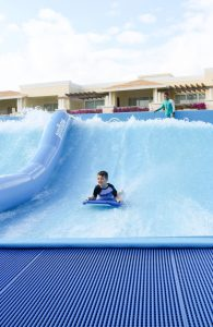 The Grand at Moon Palace - Flow Rider for kids