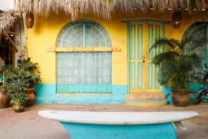 Sayulita Storefronts and Shopping