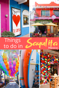 Things to do in Sayulita, Mexico! Shop, eat, surf, photograph! Read this travel guide of tourist options! Visit this charming beach town in Mexico. #travel #mexico #sayulita #mexican #travelguide