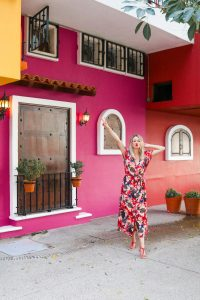 Puerto Vallarta Walkign Tour of Instagrammable Locations! Including a handy Google Map to follow!