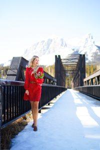 Canmore railway bridge - Al berta photography location