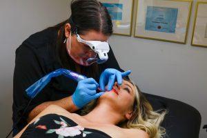 Flirt Cosmetics Studio - Lip Blush Tattoo