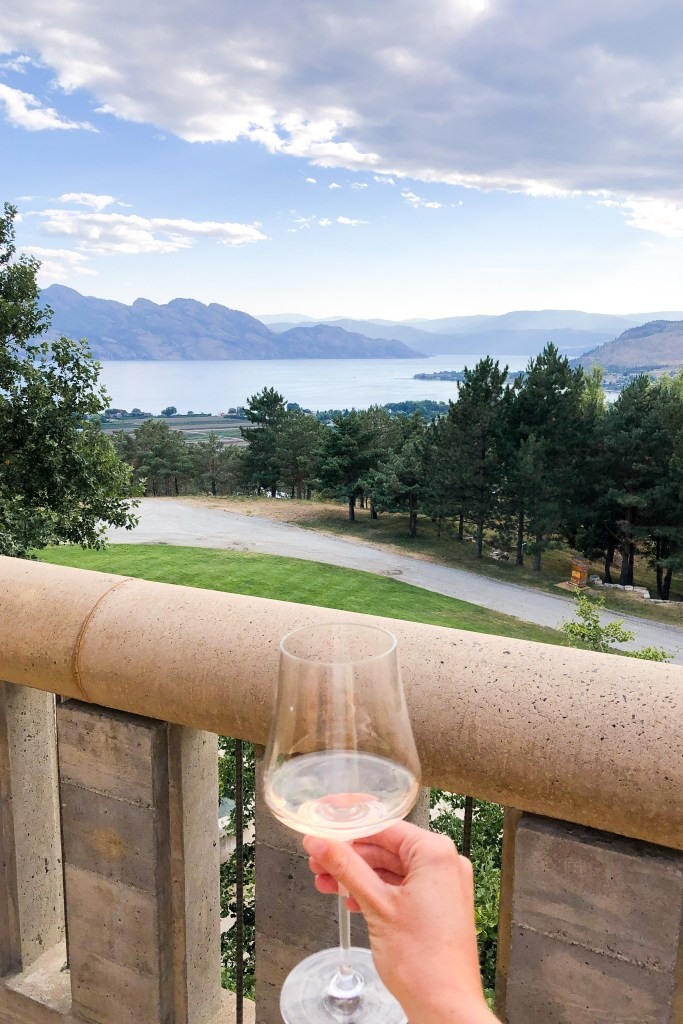 The Most Instagrammable Winery in Kelowna - #instagramtravel #canada #canadian #kelowna #travelguide