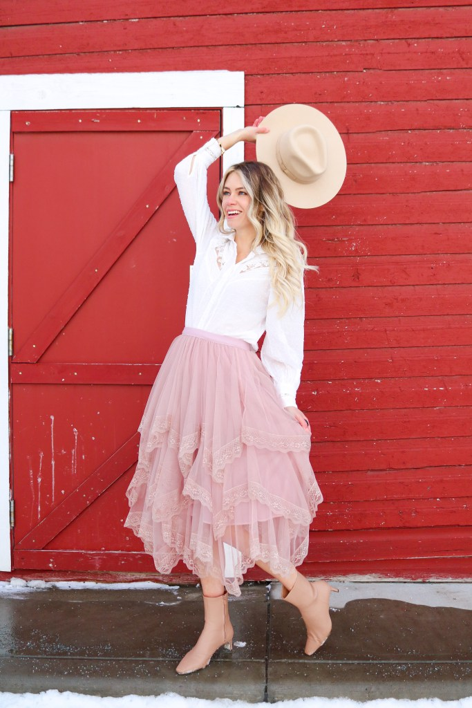 outfit ideas for country girl - Calgary Stampede fashion - easy cowgirl outfit