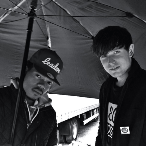 Chance The Rapper James Blake