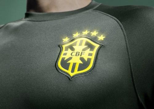 Brazil WC 2014 Third Kit by Nike_1