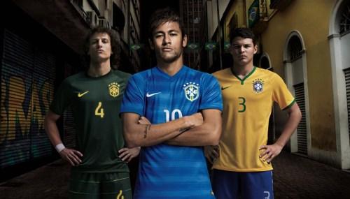 Brasil Away Kit 2014
