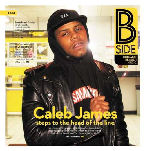 Caleb James_ Chicago Reader
