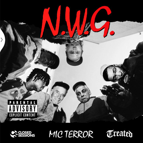 Mic Terror - N.W.G.