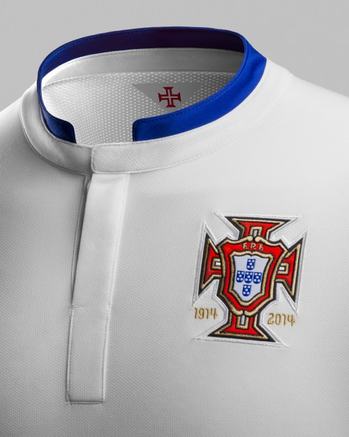 Portugal Away Kit 1