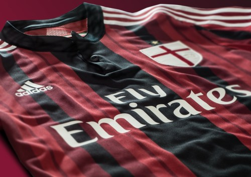 AC Milan 2014:15 Home Kit