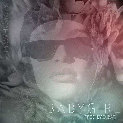 Babygirl Cover Art 6.30.14