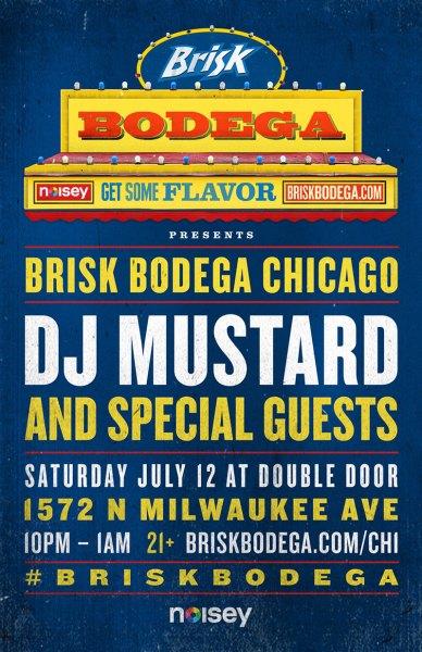 Brisk Bodega Chicago