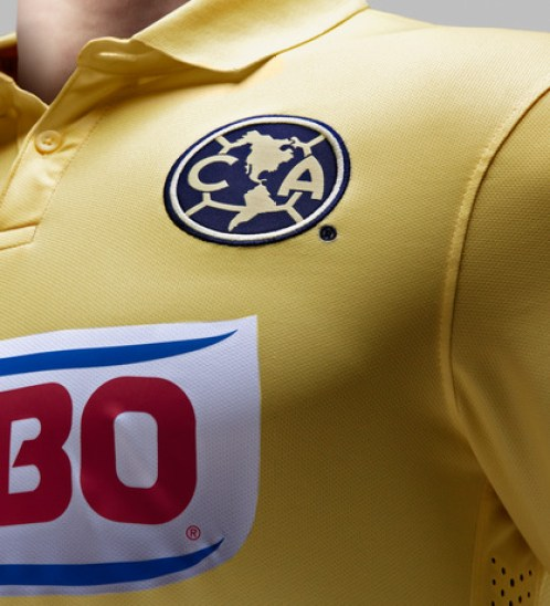 Club America 2014-15 Home Kit 1