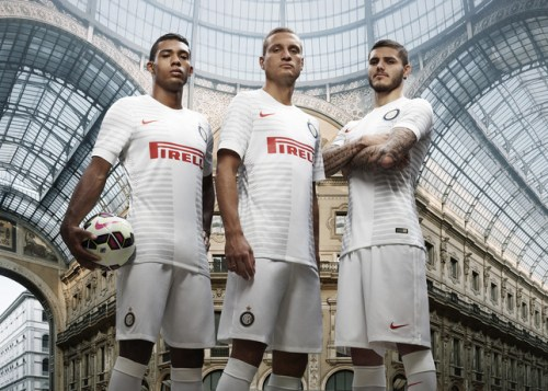 Inter Milan 2014-15 Kit