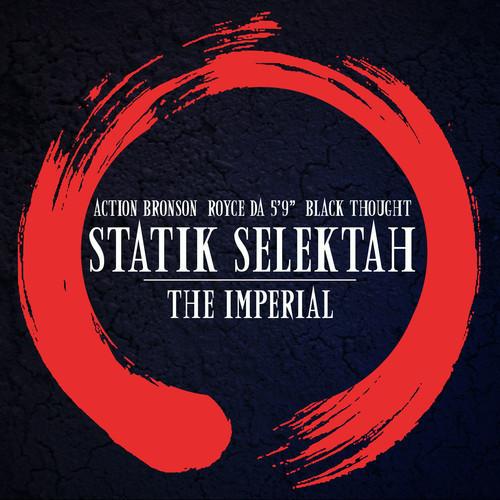 Statik Selektah The Imperial