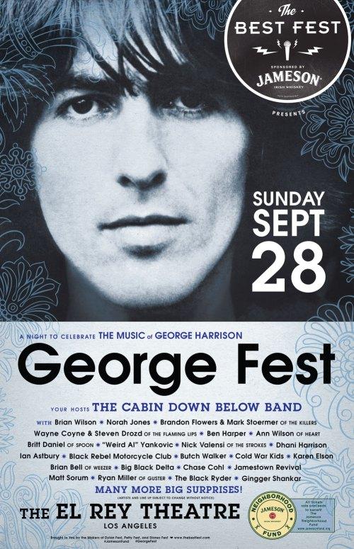 George Harrison Fest 2014