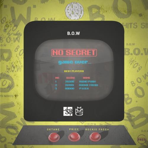audio push-no secret