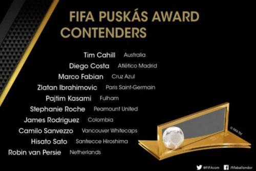 FIFA Puskas Award 2014