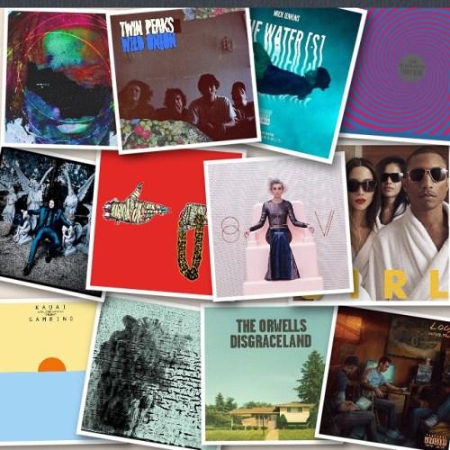 Dopest Albums - 2014
