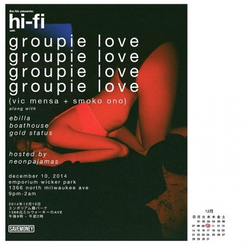 Groupie Love Emporium
