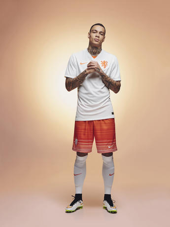 Netherlands 2015 Away Kit