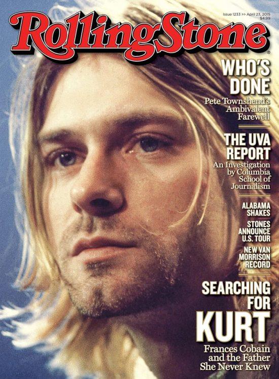 Kurt Cobain - Rolling Stone Cover