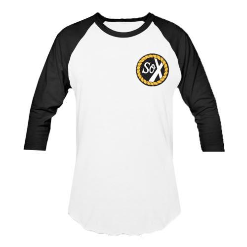 Chance The Rapper SoX Baseball T-Shirts