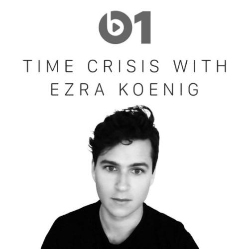 Ezra Koenig Beats1